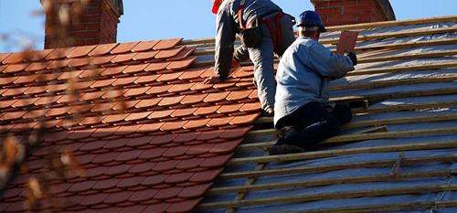 Preparing your home for a roof replacement