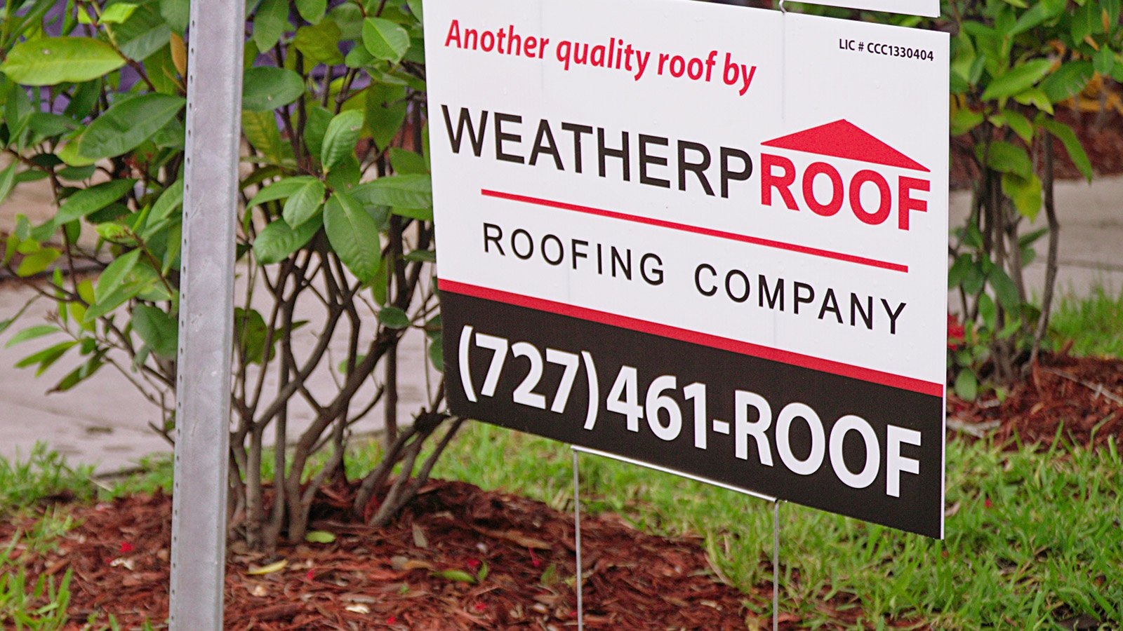 Weatherproof Roofing is Hiring: Talented Roofing Territory Manager